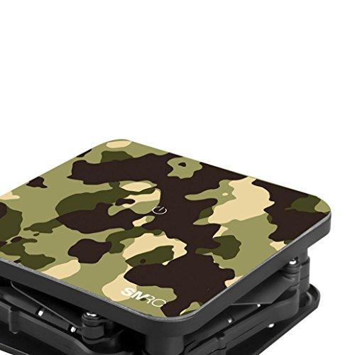 Neue 7 CM Mini Drone SMRC S1 Aititude Halten RC Spielzeug Hubschrauber Faltbare Selfie Drone (Camouflage)