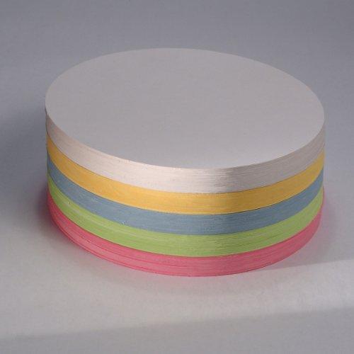 office-line-moderationskarten-kreise-farblich-sortiert-130-g-oe-19-cm-500-stuck-artnr-770085