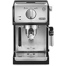 DeLonghi ECP35.31 - Cafetera espresso apta para café molido y monodosis ESE