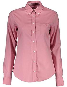 Gant 1403.432103 Camisa con Las Mangas largas Mujer Rose 639 40