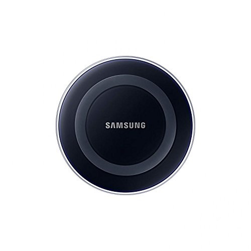Samsung Wireless Qi Charger Charging Station Compatible with Samsung Galaxy S6/S6 Edge – Black