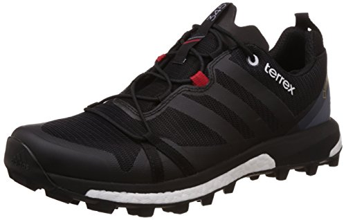 adidas Terrex Agravic GTX Black Power Red White Noir