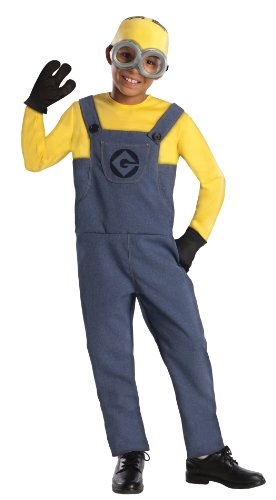 Minions? Dave-kostüme für Kinder - 5 bis 7 Jahre (Minion Kostüme Für Erwachsene)