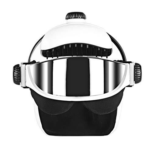 CXSM Kopf-Massagegerät Augen-Massagegerät Augenschutz