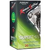 KamaSutra Superthin Condoms - 20 Condoms