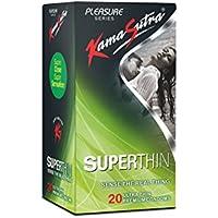 KamaSutra Superthin - 20 Condoms(Ship from India) preisvergleich bei billige-tabletten.eu