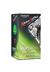KamaSutra Superthin - 20 Condoms