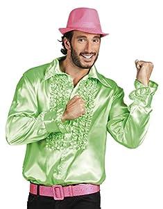 Boland Camisa, Color Verde Lima, 2122