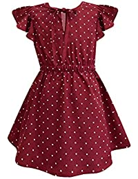 A.T.U.N. All Things Uber Nice Synthetic Skater Dress