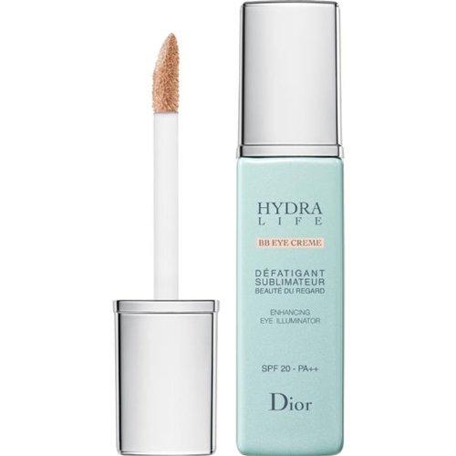 Dior Hydra Life Bb Eye Crème Pêche Lumière 6 ml - Augencreme, 1er Pack (1 x 1 Stück)