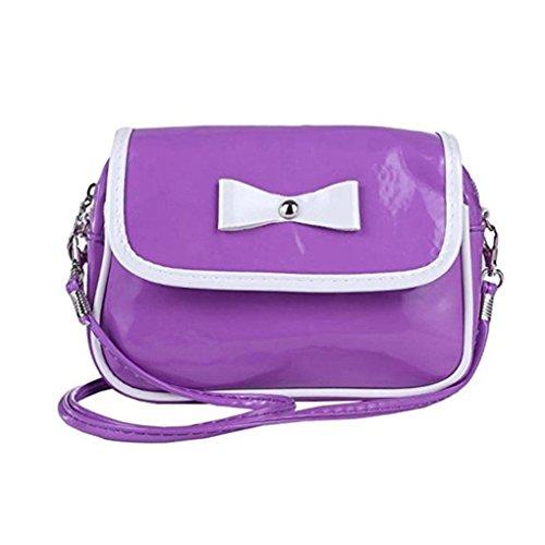 Gemini_mall, Borsa a tracolla donna Purple