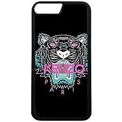 Luxury Brand Kenzo Tigre Coque Pour Apple iPhone 7,Kenzo Logo Brand éTui Pour TéLéPhone,Etui Folio Kenzo Bleu Logo K Pour Apple iPhone 7,Kenzo Coque