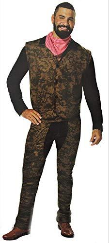 Cowboy Chaps Kostüm Muster - Kaufland Warenhandel GmbH & Co. KG