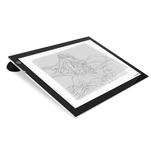 huion-a3-tracing-light-box-19-x-14-adjustable-lightness-led-pad-with-pad-pucks-and-tracing-paper