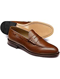 Tan Penny Loafer by Charles Tyrwhitt