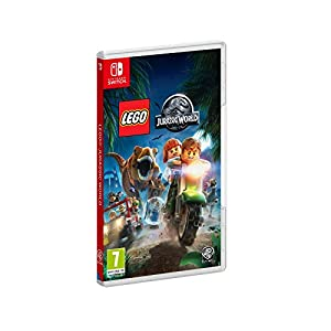 Switch Lego Jurassic World - Nintendo Switch 5051891170995 LEGO