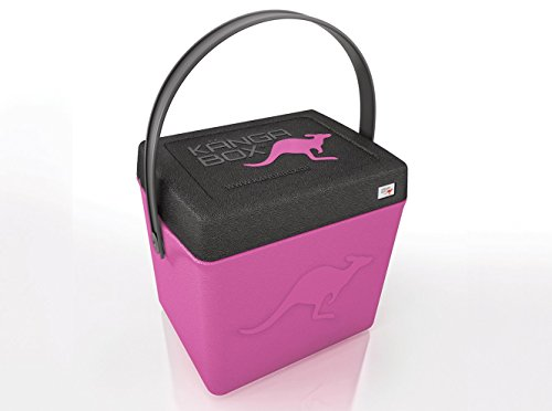 KÄNGABOX Trip TP1310RT rot. Die Thermobox für unterwegs. Stabile, leichte Kühlbox und Warmhaltebox, handlich mit Tragegurt. Als Hocker zum Sitzen geeignet. Als Einkaufskorb, Picknickkorb, Flaschenkühler, Angelhocker, Kühltasche. Für Freizeit, Campen, Angeln, Picknick, Reisen, Strand und Essen auf Rädern. Inhalt 20 l. Material EPP (robust und hygienischer als Styropor)
