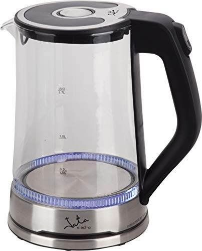 Jata HA1037 Hervidor de agua 2200 W, 1.7 litros, 0 Decibeles, gris