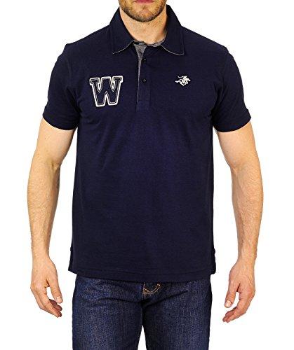 Winchester rider2Polo Short Sleeve Größe XL marineblau