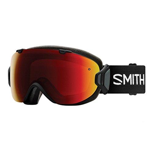 Smith is7cprbk18Unisex Schwarz Rahmen chromapop Orange Objektiv Sports Schneebrille I/OS -