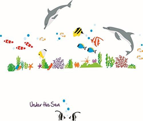 bhouir-bagno-underwater-sea-world-dolphin-pesci-tropicali-coral-wall-sticker-decor