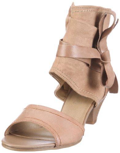 Jana Fashion 8-8-28200-26, Sandali donna Marrone/Marrone