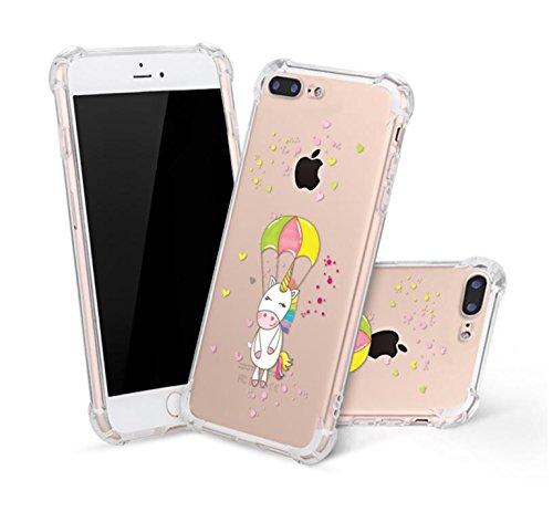 Phone Kandy® A prueba choques unicornio Anti colisión
