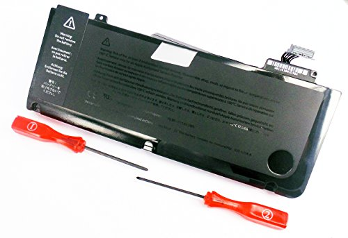 "10.95V 63.5Wh batería portátil A1322 para Apple MacBook Pro 13"" (Mid 2009 to Mid 2012) MB991LL/A MB990LL MD313 MD314LL MC375CH MC374 MC375D/A Apple MacBook Pro 13"" Unibody A1278"