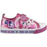 Zapatillas loneta con Luz My Little Pony T.30