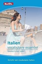 Italien - Vocabulaire essentiel