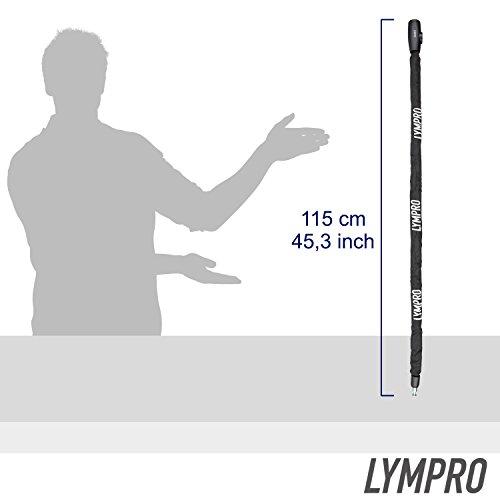 LYMPRO Fahrradschloss 110 cm