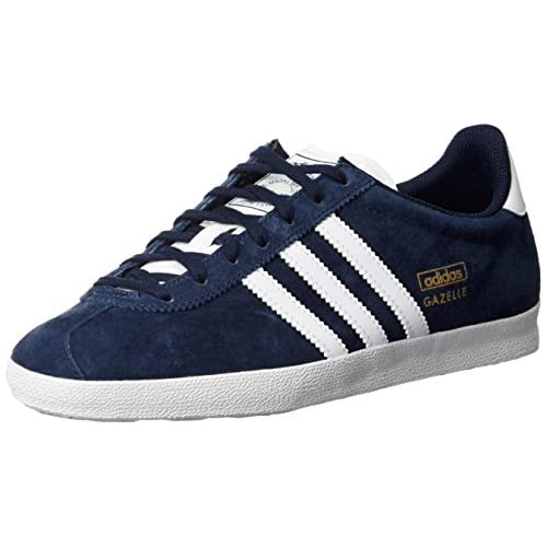 41LhaLy jUL. SS500  - adidas Originals Unisex Adults' Gazelle OG Low-Top Sneakers