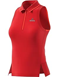 adidas by Stella McCartney Barricade Tank, color rojo, ...