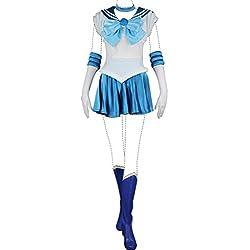 Disfraz de Sailor Mercury