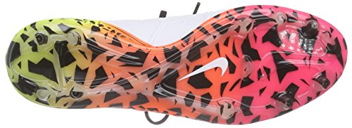 Nike Herren Hypervenom Phantom Ii Fg Fußballschuhe Weiß (White/Black-Total Orange-Volt)