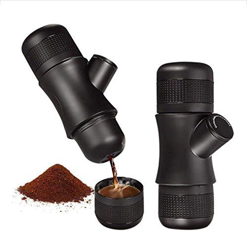 Portable Mini Manuelle Kaffeemaschine Qualität Elektrische Kaffeemühle Espressomaschine