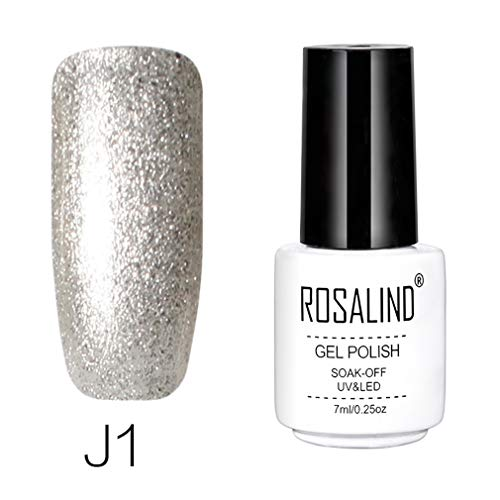 Rosalind - Esmalte uñas gel 7 ml, color