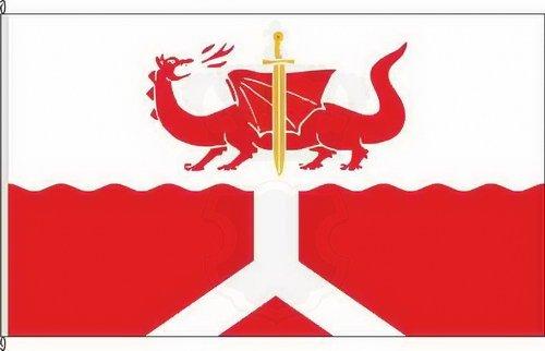 Bannerflagge Jevenstedt - 150 x 500cm - Flagge und Banner