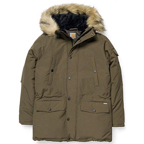 Carhartt - Vert Anchorage Parka Jacket - Homme - Taille: XL