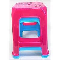 Schulz 111160 Hocker Kunststoff ca. 36 x 36 x 44 cm - pink oder blau preisvergleich bei kinderzimmerdekopreise.eu