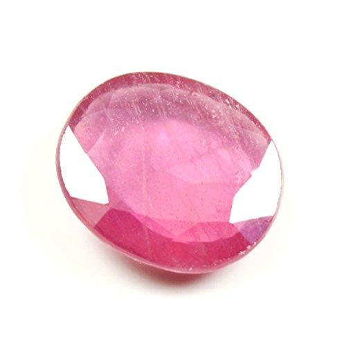 55carati rubino pietra 4.5ct naturale originale gemma sciolto
