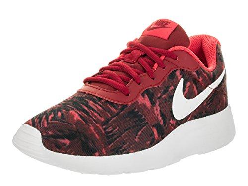 Nike 820201-601, Chaussures de Sport Femme Rouge
