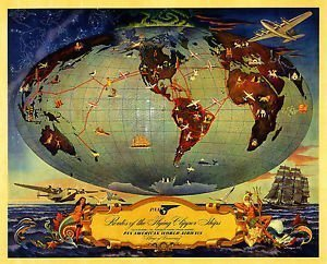pan-am-1941-routes-of-the-flying-clipper-ships-travel-poster-poster-size-a4
