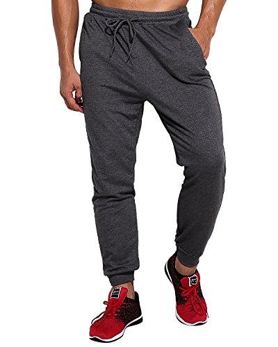 MODCHOK Herren Jogginghosen Chino Hose Freizeithose Sweatpants Cotton Pants Trousers