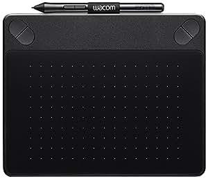 Wacom Intuos Photo Stifttablett Größe S / Grafiktablett inkl. Macphun Creative Kit-, Corel PaintShop Pro- & Corel AfterShot Pro Software-Download & Wacom Intuos Pen / Kompatibel mit Windows & Apple