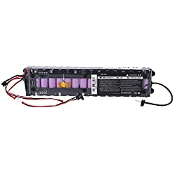 Alomejor Batería De Litio De 36v 7.8ah para La Carga Rápida De La Vespa Eléctrica para Xiaomi Recargable