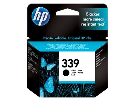 Preisvergleich Produktbild Inkjetpatrone Nr. 339 schwarz HP C8767EE Vivera 21ml