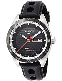 b1a9ff5f48b Mens T1004301605100 Tissot PRS516 Automatic Watch