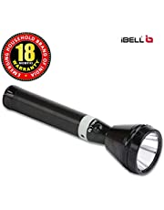 iBELL FL8348 Rechargeable Torch Flashlight 1000 Mtrs Long D