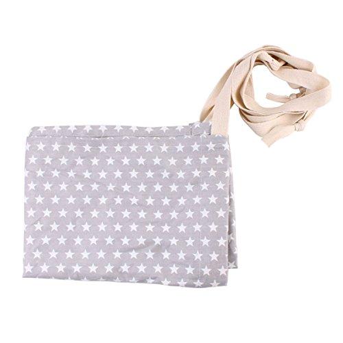 0-2ans de coton hamac, lit de bébé détachable élastique de lit de bébé nouveau-né (Color : Star)